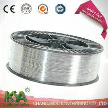 35 libras de alambre de costura redonda