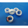 alumina ceramic valve body  flange plate bushing