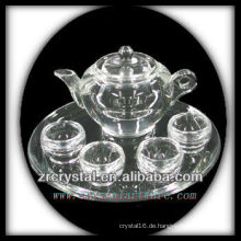 Wundervoller Kristallbehälter P016