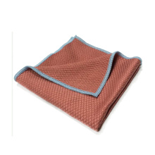 Microfiber French Terry Fish Scales Towel for Home