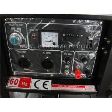 12V / 8.3A DC-Ausgangs-Diesel-Generator-Set (3KW)