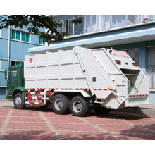 HOWO Garbage Truck 6*4 (ZZ3257N3847A) China Mainland