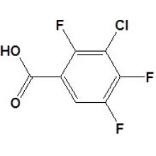 Ácido 3 - cloro - 2, 4, 5 - trifluorobenzoico Nº 101513 - 77 - 3