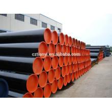 DIN 2445 Din 1629 Din 17175 st 45 st 37 st 52 st45.8 seamless steel pipe CANGZHOU TIANYI STEEL PIPE CO,.LTD
