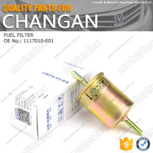 filtro de combustible 1117010-E01 de piezas de chana