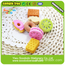 Gumka gumowa, pies Biscuit Shaped Tpr Soft Eraser