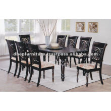 Dining Set, Dining Room Furniture, Wooden Dining Set