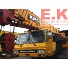 Grúa Kato Hydraulic Mobile 50ton de segunda mano (NK500E-V)