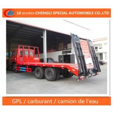 Camion a Plateau HOWO 371HP (Flachbettwagen)