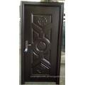Hot Sale Power Coated Steel Security Door para o Iraque