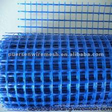 Fiberglas Mesh 5x5mm, blaue Farbe
