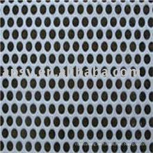 perforierte Zaunplatte