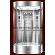 Ascenseur panoramique de sécurité avec forme carrée (JQ-A007)