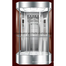 Безопасный панорамный лифт с квадратной формой (JQ-A007)