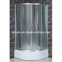 Curved Shower Room (AS-902BD)