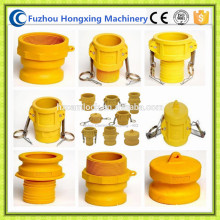 Nylon camlock coupling hose quick fittings