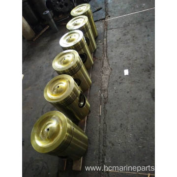 Factory source for Diesel Engine Piston Piston Pin Material Spare Parts supply to Falkland Islands (Malvinas) Suppliers