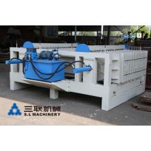 Máquinas de paneles aislantes de hormigón prefabricado ligero