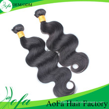 2016 New No Chemical Process Virgin Malaysian Human Hair