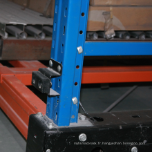 Équipement de stockage automatique d'entrepôt de certificat de la CE / support mobile d'électricité