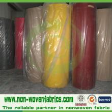 PP Spunbond Textile Material Cambrella Forro de calzado