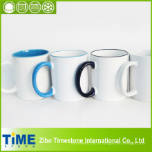 Steinzeug Keramik Becher für Fotodruck Sublimation (15032302)
