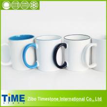 Taza de cerámica de gres para la sublimación de impresión de fotos (15032302)