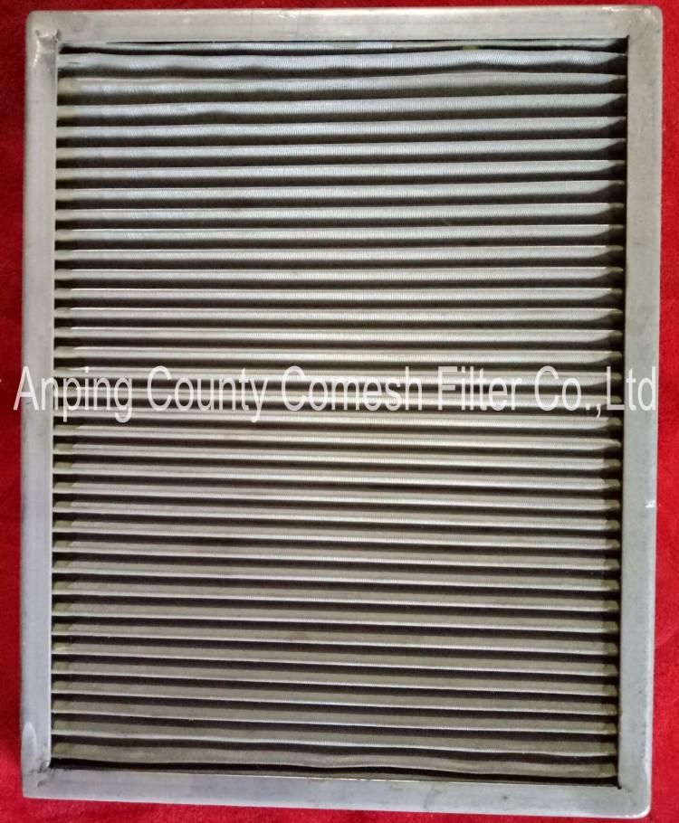 Edelstahl perforiert Bildschirm Metall Tray China Hersteller