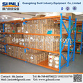Dongguan Supplier Medium Duty Storage Steel Cargo Rack