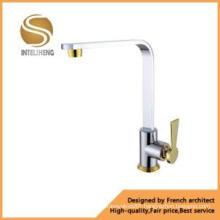 New Luxury Brass Body Kitchen Faucet (AOM-2110)
