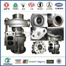 Turbocompressor hx35w 3530521 das peças sobresselentes do caminhão de Dongfeng para o motor diesel