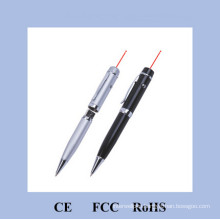 Metal Laser Pen with USB for Promotion H-09