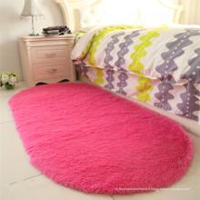 conceptions modernes de tapis de tapis de fourrure pour la chambre d'hôtel