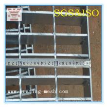 Galvanized Steel Grating for Platform (ISO)