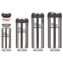 Caneca vácuo do aço inoxidável (WS-350N/WS-350A, WS-420N/WS-420A, WS-500N)