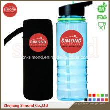 Botella de agua libre de 750ml BPA para la venta al por mayor (SD-4204)