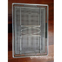High quality stainless steel wire mesh baskets wire basket