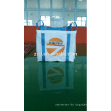 1 ton FIBC,coated fabric with PE liner,two fully lifting belt,any color choosen,UV treated