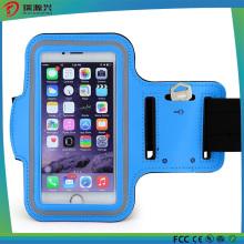 Brazalete deportivo para iPhone, resistente al agua a prueba de sudor (azul)