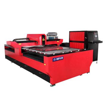 YAG Laser 500W acero al carbono / acero inoxidable CNC láser de corte de la máquina