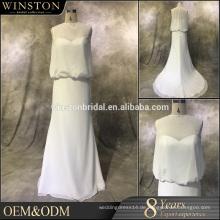 Hochwertige griechische Kleider Abendkleider