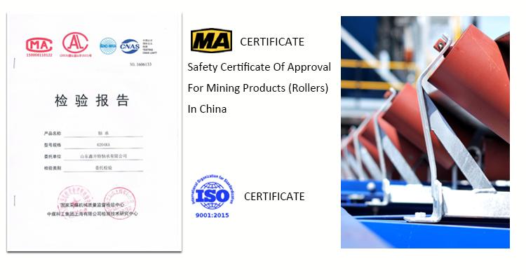 Ma Certificate