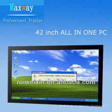 42 inch all in one pc touchscreen Processor D525 1.8G