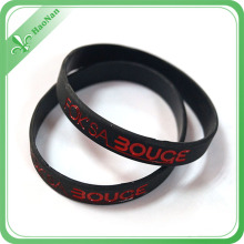 High Quality Promotion Gift Hot Sale New Style Silicon Bracelet