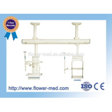 Double-armed Medical Surgical Pendant with All kinds of Medical Gas Outlet