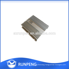 ISO Factory Extrusion Aluminum Box Parts