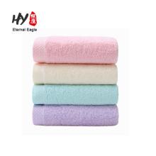 Hot selling customized soft plain cotton towel