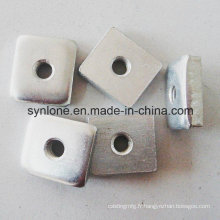 Pièces d'emboutissage en acier adaptées aux besoins du client d'OEM Chine