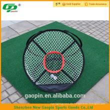 Tragbare Mini-Trainingshilfe Werkzeug / Golf Chipping Pitching Praxis Net