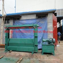 Machine de diviseur en bois de double cylindre de scierie de rendement élevé
